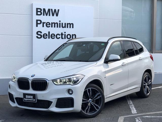BMW xDrive 18d Mスポーツ ・認定保障・ワンオーナー・アドバンスアクティブセーフティー・コンフォートP・LEDライト・ETC・衝突軽減ブレーキ・ACC・ヘッドアップディスプレイ・純正OP19インチアルミ・電動リアゲート