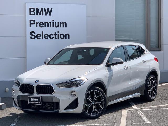 BMW xDrive 18d MスポーツX LEDヘッドライト・スポーツシート・純正HDDナビ・ミラー内臓ETC・純正19インチAW・衝突軽減ブレーキ・車線逸脱警告・パーキングサポート・バックカメラ・USB接続可・