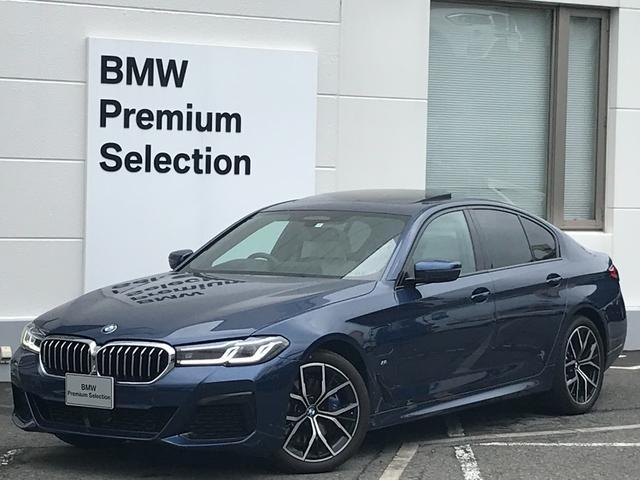BMW 530e Mスポーツ エディションジョイ+ ・現行モデル・エクスクルーシブナッパレザーパッケージ・セレクトPKG・イノベーションPKG・Mブレーキ・バウワーズウィルキンススピーカー・4ゾーンエアコン・ベンチレーションシート・前後シートヒーター・