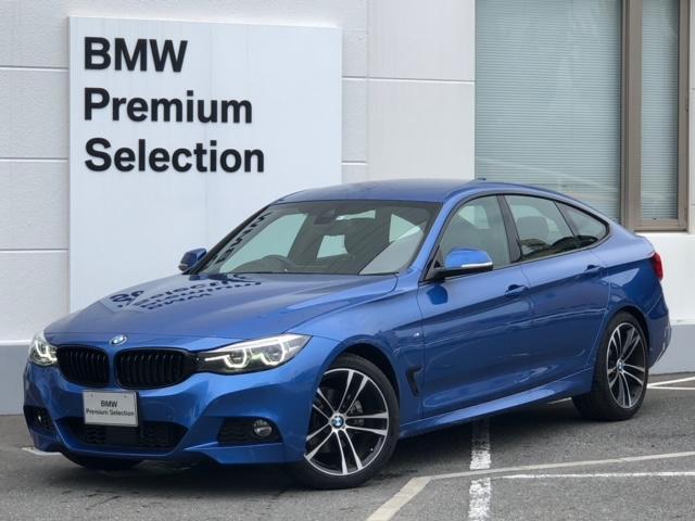 BMW 320dグランツーリスモ Mスポーツ ・ブラックレザーシート・後期LCI・純正HDDナビ・オートトランク・LEDヘッドライト・パドルシフト・オプション19インチAW・ブレーキ軽減システム・レーンディパチャーウォーニング・SOSコールF34