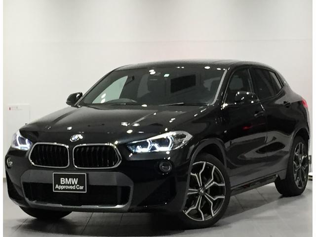 BMW sDrive 18i MスポーツX ・セレクトパッケージ・コンフォートパッケージ・アドバンスドアクティブセーフティー・シートヒーター・LEDヘッドライト・バックカメラ・前後PDCセンサー・純正HDDナビ・純正AW・パーキングアシスト・