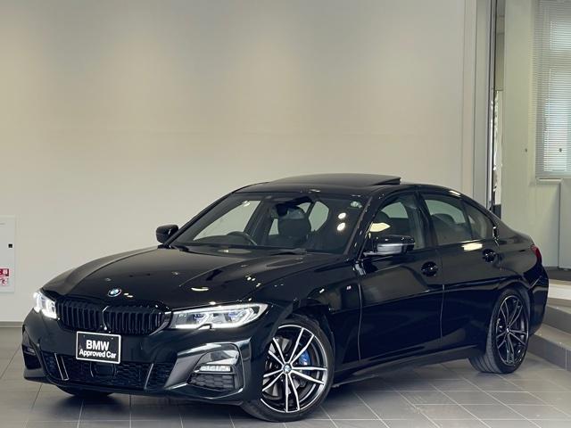 BMW 330i Mスポーツ サンルーフ・地デジ・レーザーライト・全周囲カメラ・ヘッドアップディスプレイ・オートトランク・アクティブクルーズコントロール・Mブレーキ・レーンキープアシスト・レーンチェンジ・ハンズオフ・SOS・G20