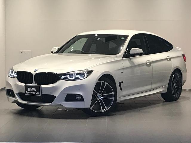 BMW 3シリーズ 320iグランツーリスモ Mスポーツ ・ブラックレザー・アダプティブLEDヘッドライト・アクティブクルーズ・純正19インチAW・パワーシート・電動リアゲート・ブラックキドニーグリル・バックカメラ・前後PDCセンサー・アイドリングストップ・