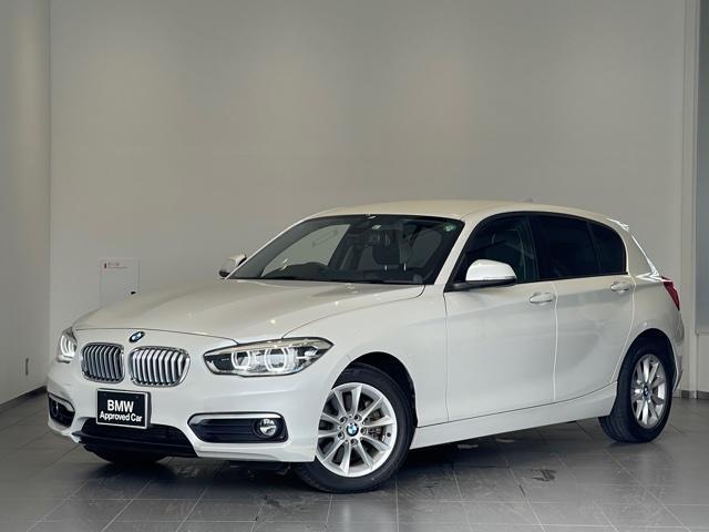 BMW 118i スタイル 純正HDDナビ・バックカメラ・PDCセンサー・ミラー内蔵ETC・ハーフレザーシート・ミラー内蔵ETC・ブレーキ軽減システム・レーンディパーチャーウォーニング・SOSコール・クルーズコントロール・F20