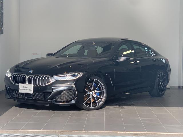 BMW 840d xDrive グランクーペ Mスポーツ ワンオーナー車・コニャックレザー・パノラマツインルーフ・純正HDDナビ・フルセグ地デジ・オートトランク・クラフテッドクリスタルフィニッシュ・バックカメラ・シートヒーター・シートエアコン・ETC・G16