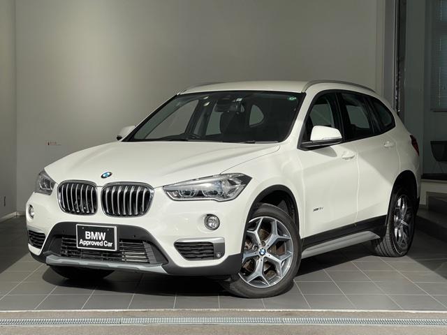 BMW X1 xDrive 18d xライン ・純正HDDナビ・バックカメラ・前後PDC・ブレーキ軽減システム・レーンディパーチャーウォーニング・SOSコール・コネクティッドドライブ・アクティブクルーズコントロール・ヘッドアップ・LED・F48
