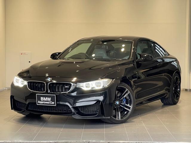 BMW M4クーペ ・Mサス・シルバーストーンレザー・純正HDDナビ・バックカメラ・PDCセンサー・パドルシフト・ミラー内蔵ETC・ヘッドアップディスプレイ・ブレーキ軽減システム・レーンディパチャーウォーニング・SOS