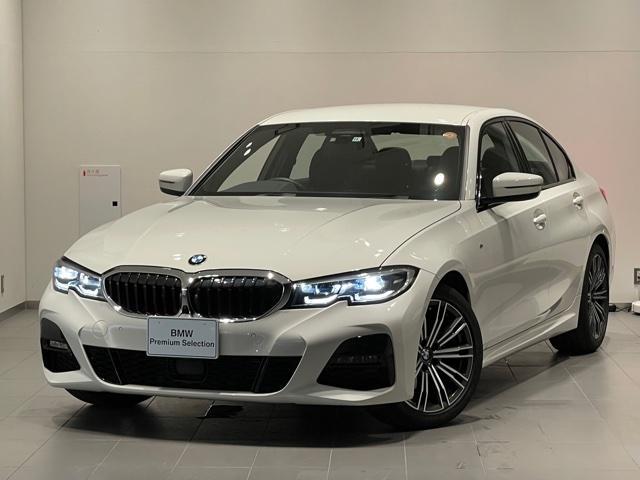 BMW 320i Mスポーツ ・アクティブクルーズコントロール・純正HDDナビ・コンフォートパッケージ・LEDヘッドライト・全周囲カメラ・PDCセンサー・オートトランク・ミラー内蔵ETC・アンビエントライト・SOSコール・G20