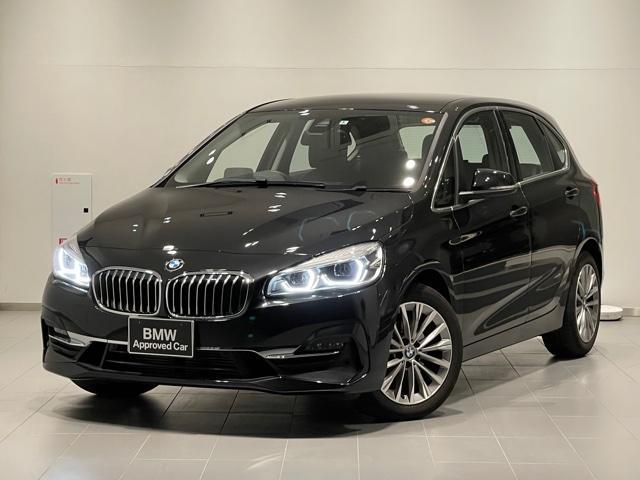 BMW 218dアクティブツアラー ラグジュアリー ・純正HDDナビ・バックカメラ・前後PDCセンサー・ブレーキ軽減システム・レーンディパチャーウォーニング・アクティブクルーズコントロール・ヘッドアップディスプレイ・SOSコール・オートトランク・F45