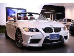 BMW335iカブリオレ エナジーEVO93.1 M3仕様 赤革