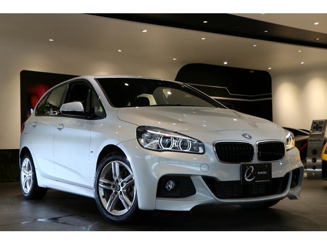 BMW 218dアクティブツアラー Mスポーツ パーキングサポートP