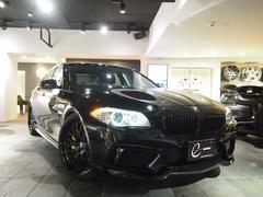 BMW550iエナジーコンプリートカーEVO10.1 ユーザー下取