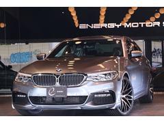 BMW523d Mスポーツ ハイライン エナジーカスタムパッケージ