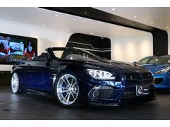 BMW M6カブリオレ エナジーコンプリートカーEVO12.1 デモカー