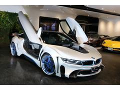 BMWエナジーコンプリートカーEVO i8 ピュアインパルス 下取
