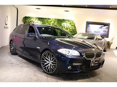BMW523iツーリング Mスポーツ 新品エナジー20インチAW