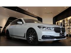 BMW740iプラスパッケージ 新品エナジー20AW サンルーフ