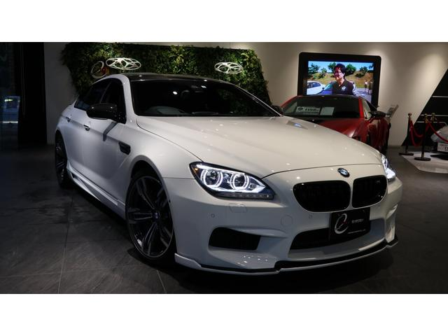 BMW グランクーペ HAMANNリップ&サイド Mパフォパーツ