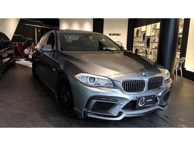 BMW 523iエナジーコンプリートカーEVO10.2 車検R2/6