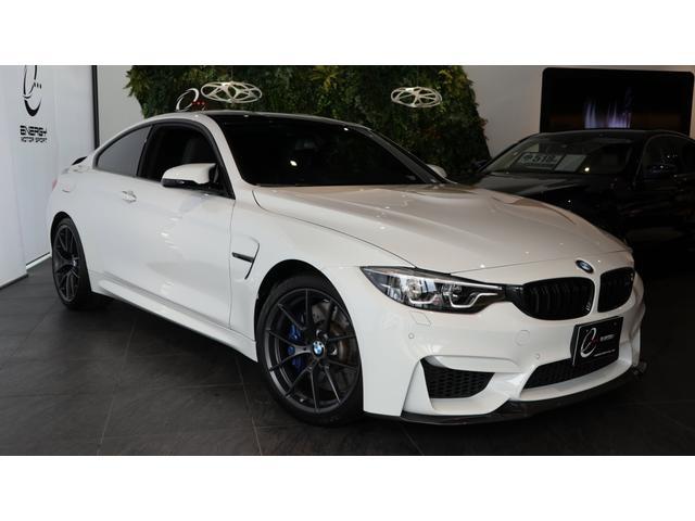 BMW M4 CS 1オーナー 国内限定60台 OLED 左ハンドル