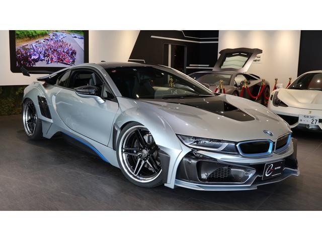 BMW エナジーコンプリートカーEVO i8s BCコラボ車高調 左