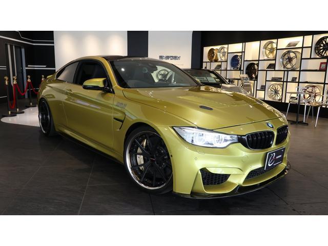 BMW M4クーペ MDCT カーボンブレーキ アクラボ KW車高調