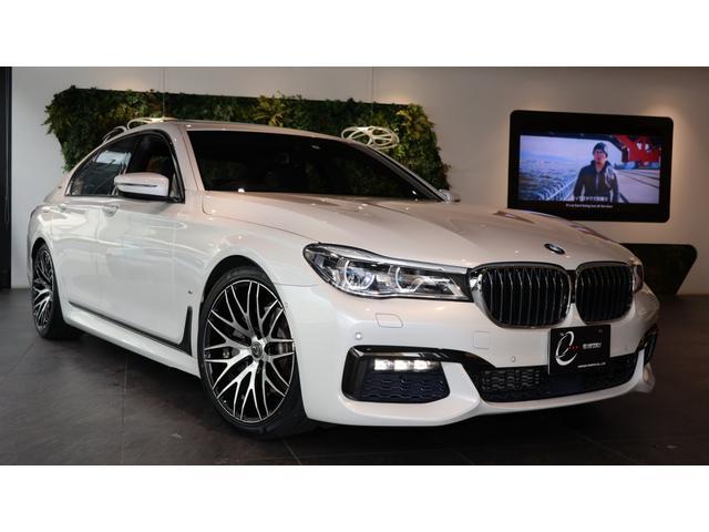 BMW 740eアイパフォーマンス Mスポーツ 新品20AW タイヤ