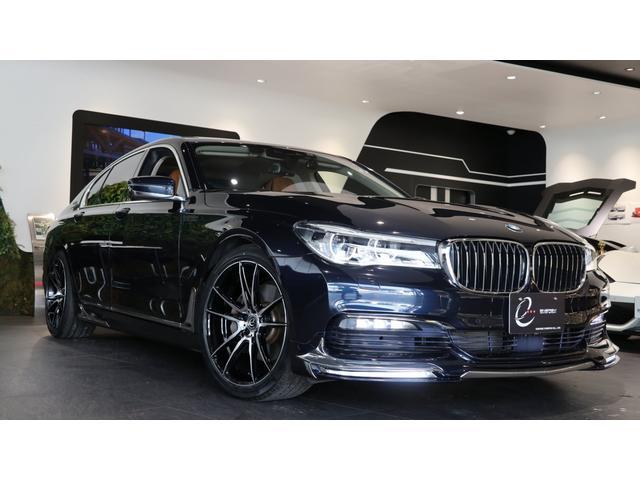 BMW 740eアイパフォーマンス プラスパッケージ エナジーコンプリートカーEVO G11.1 マルチファンクションレザーステアリング・ウッドトリム付 クライメートコンフォートガラス 電動ガラスサンルーフ ヘッドアップディスプレイ