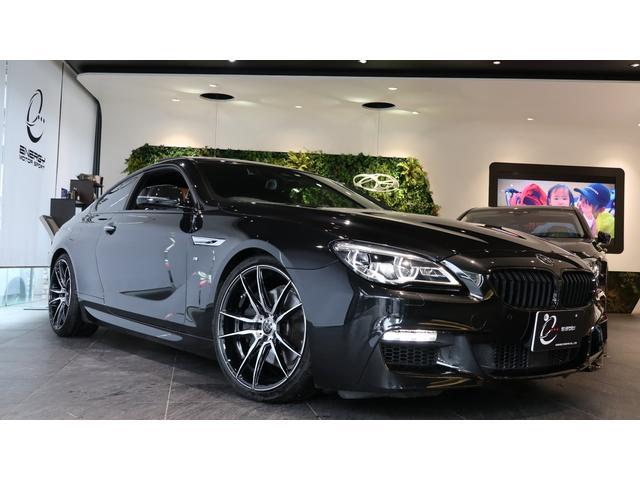BMW 6シリーズ 650iクーペ Mスポーツ コンフォートP エクスクルーシブナッパレザーパッケージ エナジーカスタム エナジー20インチAW エナジーステンレスマフラー Fフォートシート Fベンチレーションシート スルーローディングシステム