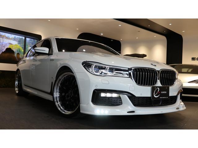 BMW 740eアイパフォーマンス Mスポーツ エナジーコンプリートカーEVO G11.2 リアコンフォートパッケージ リアエンターテイメントエクスペリエンス ヘッドアップディスプレイ サンルーフ レーザーヘッドライト 記録簿