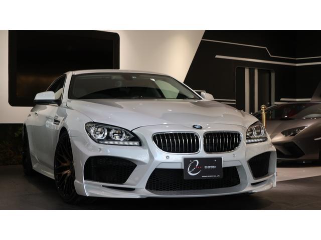 BMW 640iクーペ エナジーコンプリートカーEVO13.1 アダプティブLEDヘッドライト ソフトクローズドドア クルーズコントロール スポーツスプリング 新品エナジー20インチAW&タイヤ スペアキー有 記録簿有
