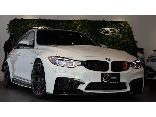 BMW M3 MDCTドライブロジック KW Ver.3車高調 RAYS鍛造19インチAW 純正LCIテールランプ EVENTURIインテーク Mパフォーパーツ 3DデザインFリップ テールエンド 内装張替