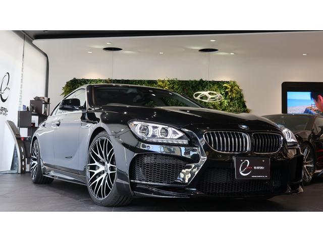 BMW 640iグランクーペ エナジーコンプリートカーEVO06.1 コンフォートパッケージ Fコンフォートシート Fベンチレーションシート リアシートヒーター ガラスサンルーフ アダプティブLEDヘッドライト エナジースプリング