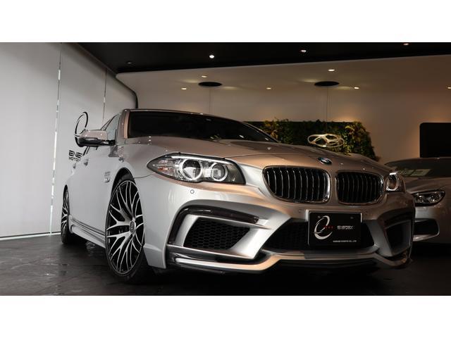 BMW 5シリーズ 528iラグジュアリー 後期モデル エナジーコンプリートカーEVO10.2 インテリジェントセーフティー レーンディパーチャーウォーニング アクティブクルーズコントロール Hi-Fiスピーカ マルチメーターパネルディスプレイ