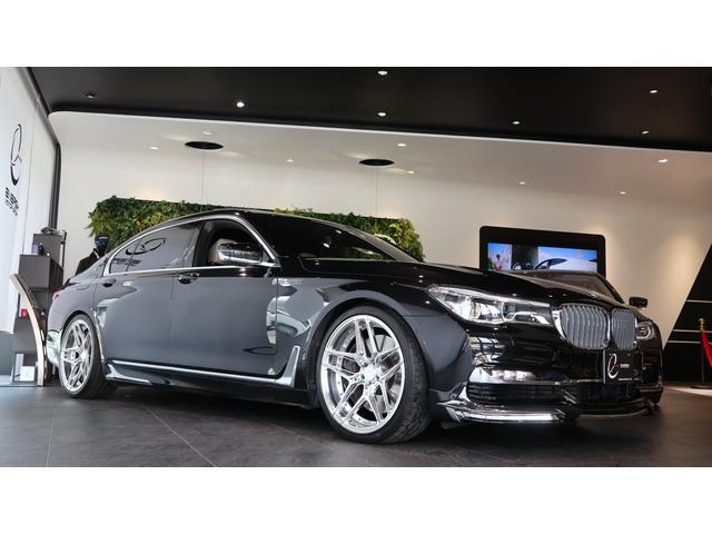 BMW 7シリーズ M760Li xDrive V12エクセレンス エナジーコンプリートカーEVO G12.1 ロングボディ V12ツインターボエンジン 610馬力 レーザーヘッドライト リアコンフォートPプラスBowers&Wilkins エナジー鍛造21インチAW