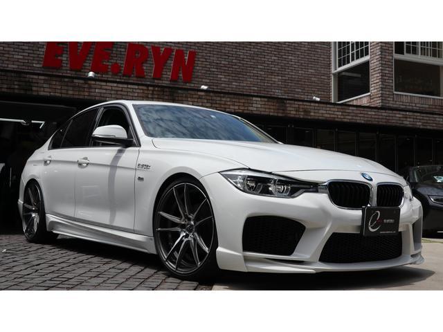 BMW 320i スポーツ エナジーコンプリートカーEVO30.2 スポーツシート&ステアリング アクティブクルーズコントロール インテリジェントセーフティー レーンディパーチャーウォーニング エナジー20インチAW&タイヤ