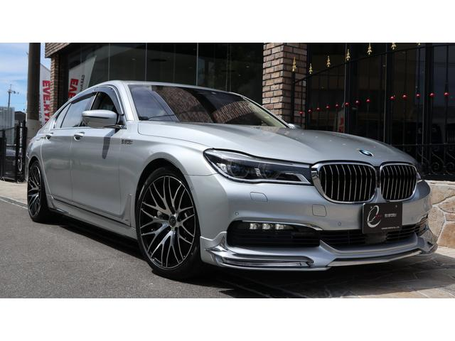 BMW 740i プラスパッケージ エナジーコンプリートカーEVO G11.1 レーザーヘッドライト サンルーフ ヘッドアップディスプレイ パーキングアシスト ソフトクローズドドア 新品エナジー20インチAW&タイヤ