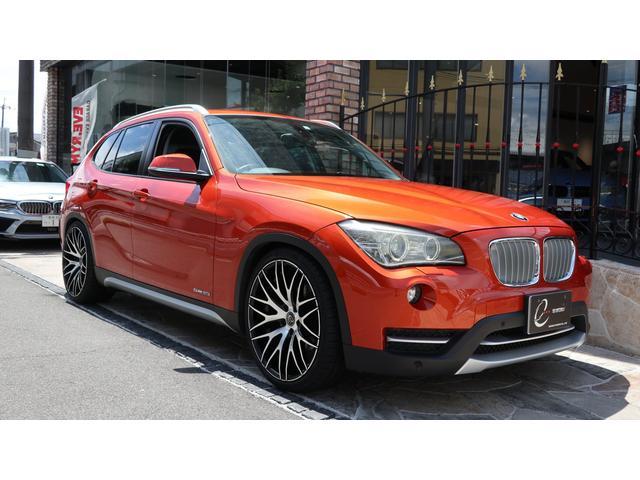 BMW X1 sDrive 20i xライン 管理ユーザー下取車 エナジー20インチホイール BCレーシング車高調 前後ドライブレコーダー 純正ナビ バックカメラ コンフォートアクセス 記録簿 スペアキー LEDシフトノブ ハーフレザーシート