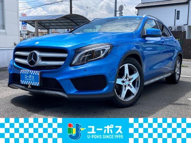 メルセデス・ベンツ GLAクラス GLA180 スポーツ 保証付 レーダーセーフティーPKG/