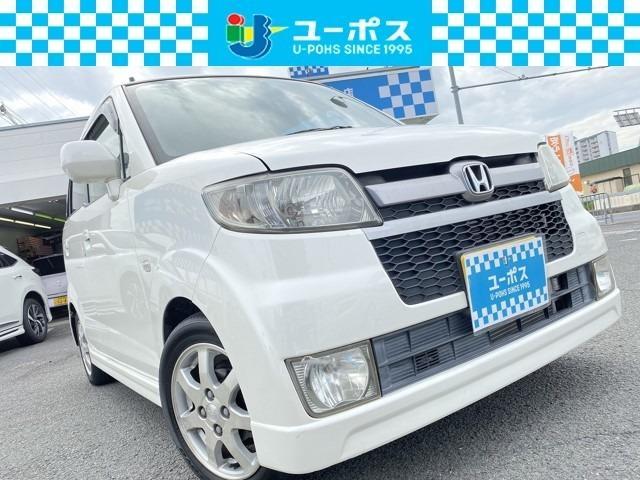 ホンダ スポーツG 純正ナビ・ETC・ユーザー買取車 キーレス