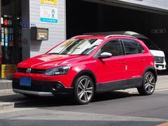 VW ポロクロスポロ ナビTVバックカメラ クリアランスソナー装備