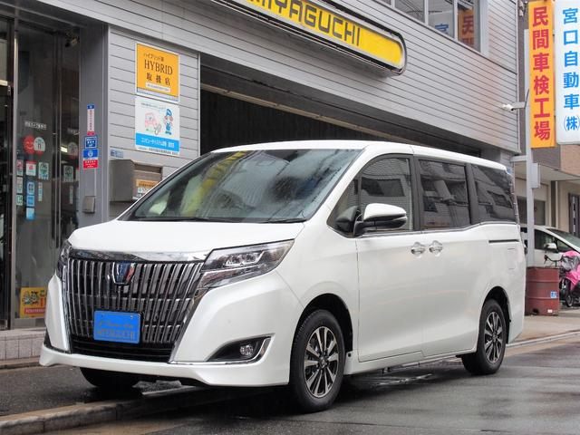 トヨタ ハイブリッドGi 新型エスクァイア7人