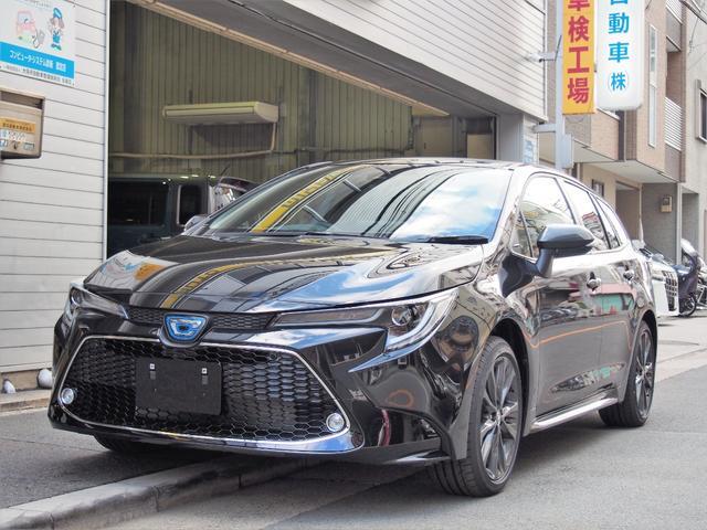 トヨタ ハイブリッド ダブルバイビー メーカーオプション・9インチディスプレイオーディオ&シートヒーター装備