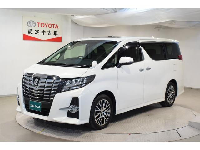 トヨタ 3.5SA Cパッケージ 革シート 後席モニター サンルーフ