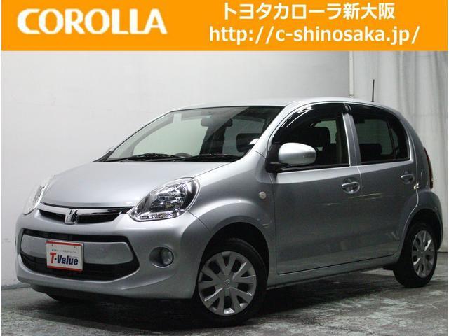 トヨタ 1.0X Lパッケージ・キリリ ワンオーナー メモリーナビ