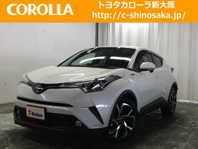 トヨタ G T-Valueハイブリッド認定車 メモリーナビ