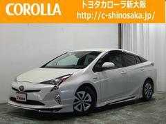 プリウスA Toyota Safety Sense P 搭載車