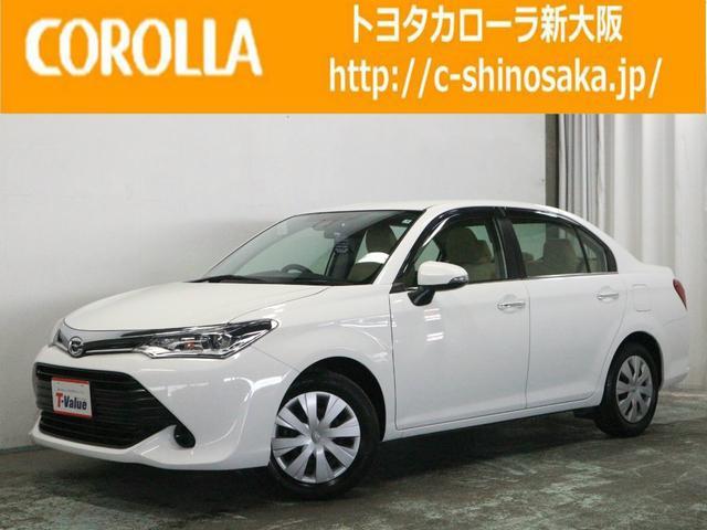 トヨタ 1.5G ワンオーナカー LED メモリーナビ