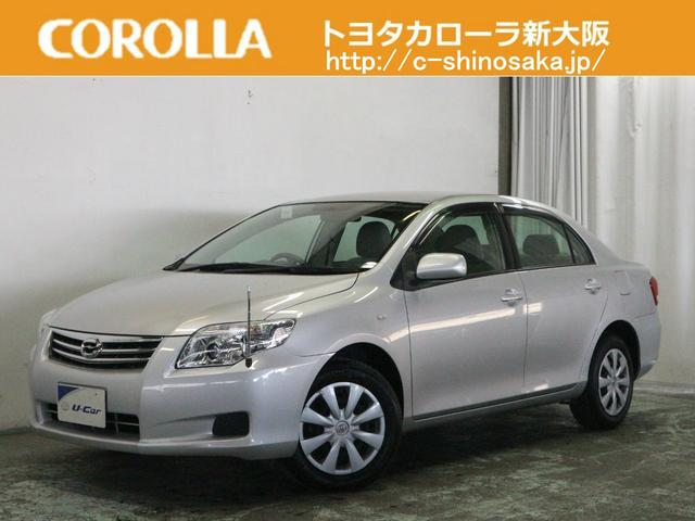 トヨタ X ワンオーナー 純正ナビ ワンセグTV