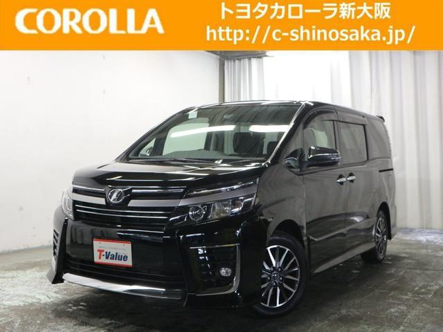 トヨタ ZS 煌II ワンオーナー 純正ナビ トヨタセフティセンス